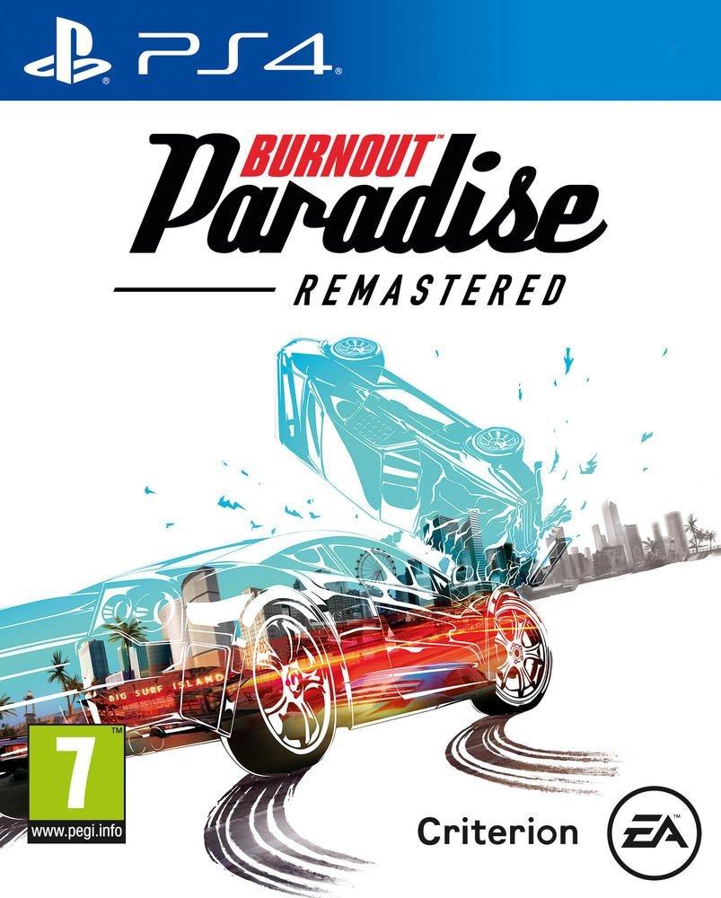 Test de Burnout Paradise Remastered : Dérapage contrôlé