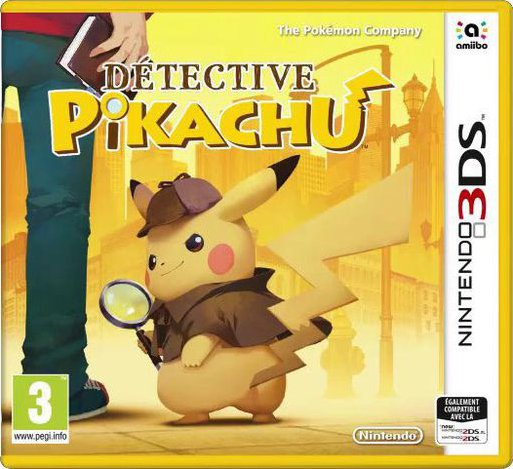 Test de Détective Pikachu : Les Pokémon mènent l'enquête
