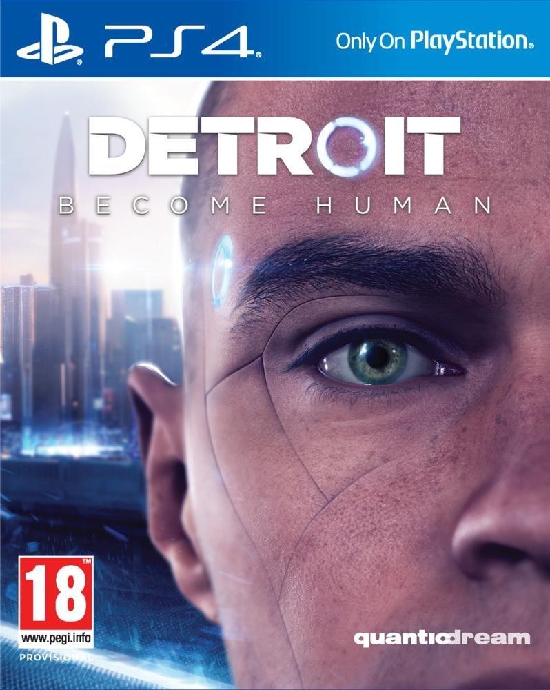 Test de Detroit: Become Human - Jeu vidéo ou film interactif ?