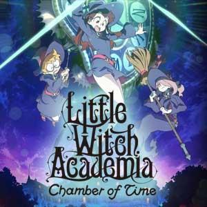 Test de Little Witch Academia - Chamber of Time : Feu d'artifice ou pétard mouillé ?