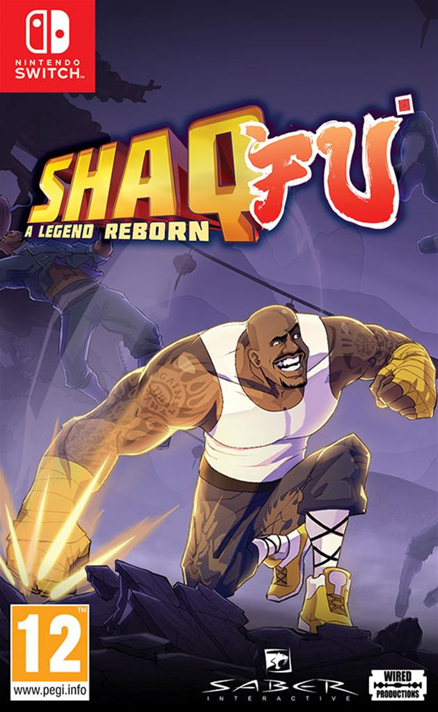 Test de Shaq Fu A Legend Reborn : encore raté