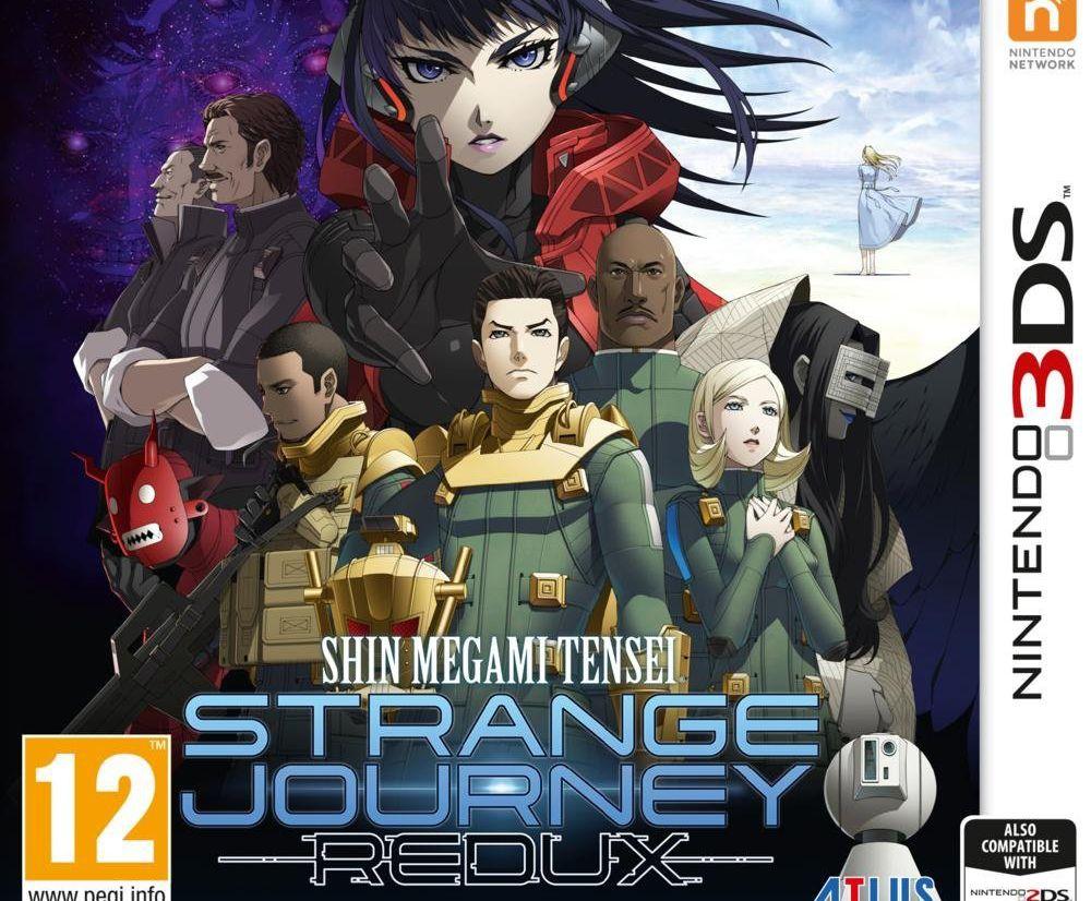 Test de Shin Megami Tensei – Strange Journey Redux : Voyage sans retour