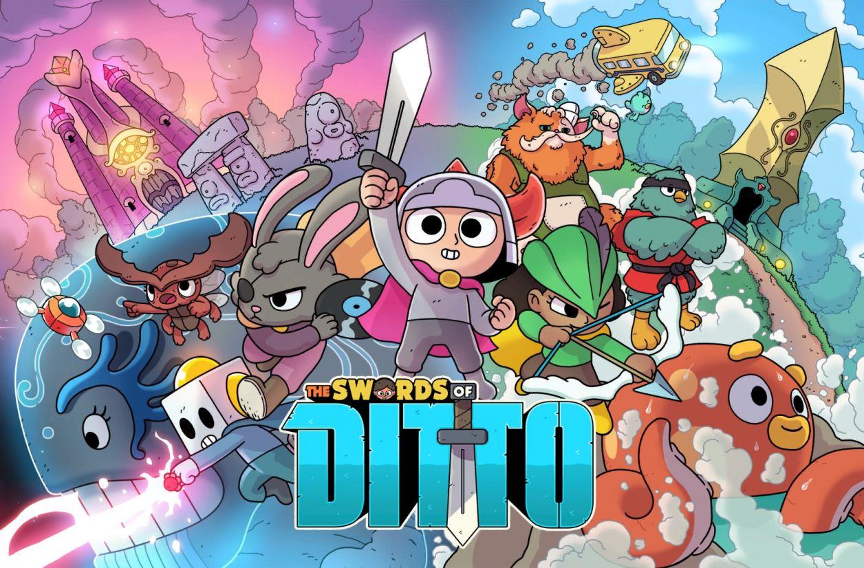 Test de The Swords of Ditto : L'éternel recommencement