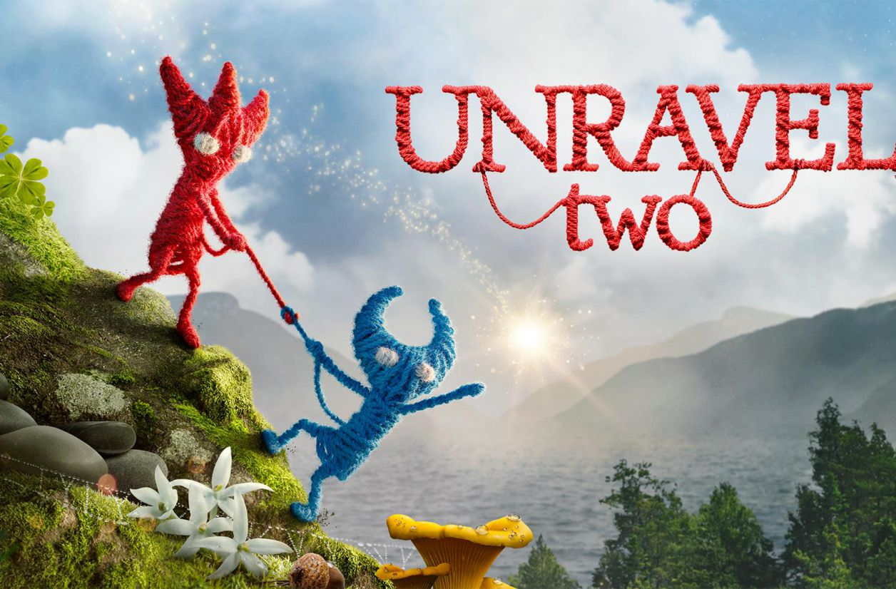 Test de Unravel Two : Un numéro d'équilibristes en duo