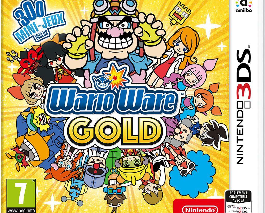 Test de WarioWare Gold sur 3DS : Plaisir coupable