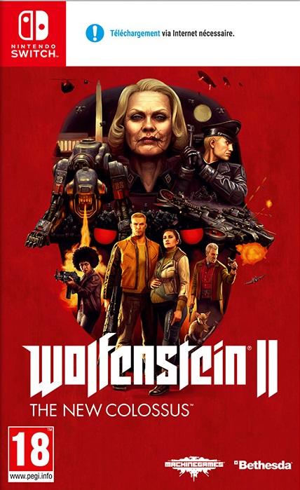 Test de Wolfenstein II The New Colossus : Le portage sur Switch qui voit flou