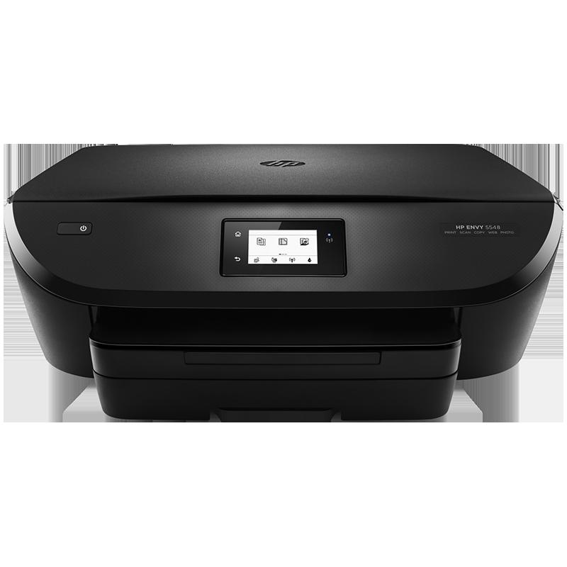 Test Labo de la HP Envy 5547 : une imprimante tout-en-un très branchée bureautique