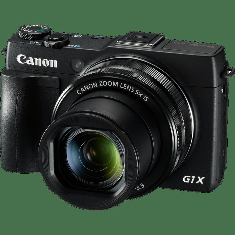 Test Labo du Canon PowerShot G1 X Mark II