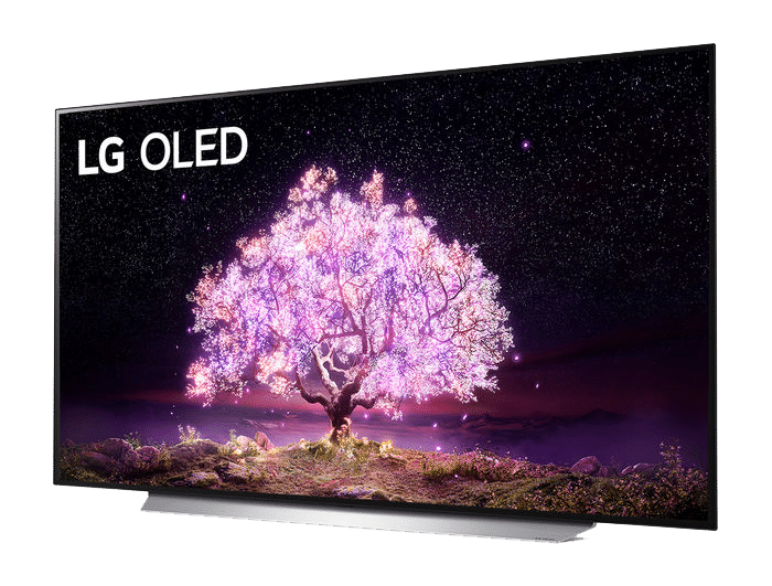 Test Labo du LG OLED 48C15LA : petit format et grandes performances