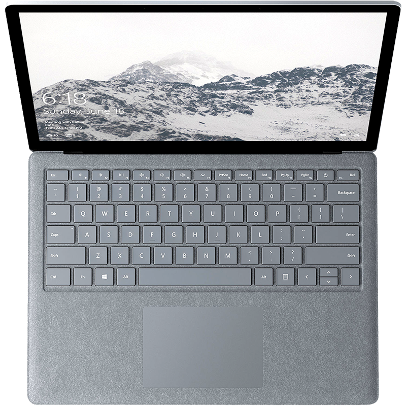 Test Labo du Microsoft Surface Laptop : l'un des meilleurs ultrabooks... une fois mis à jour