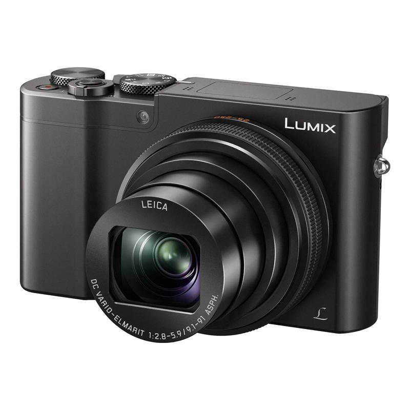Test Labo du Panasonic  Lumix DMC-TZ 101 : un capteur un pouce dans un boitier compact