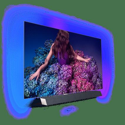 Test Labo du Philips 65OLED934 : de superbes images et le son Dolby Atmos