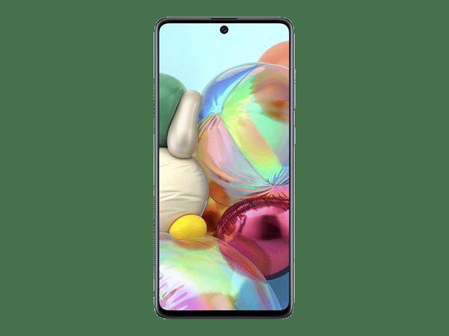 Test Labo du Samsung Galaxy A71 : carton plein