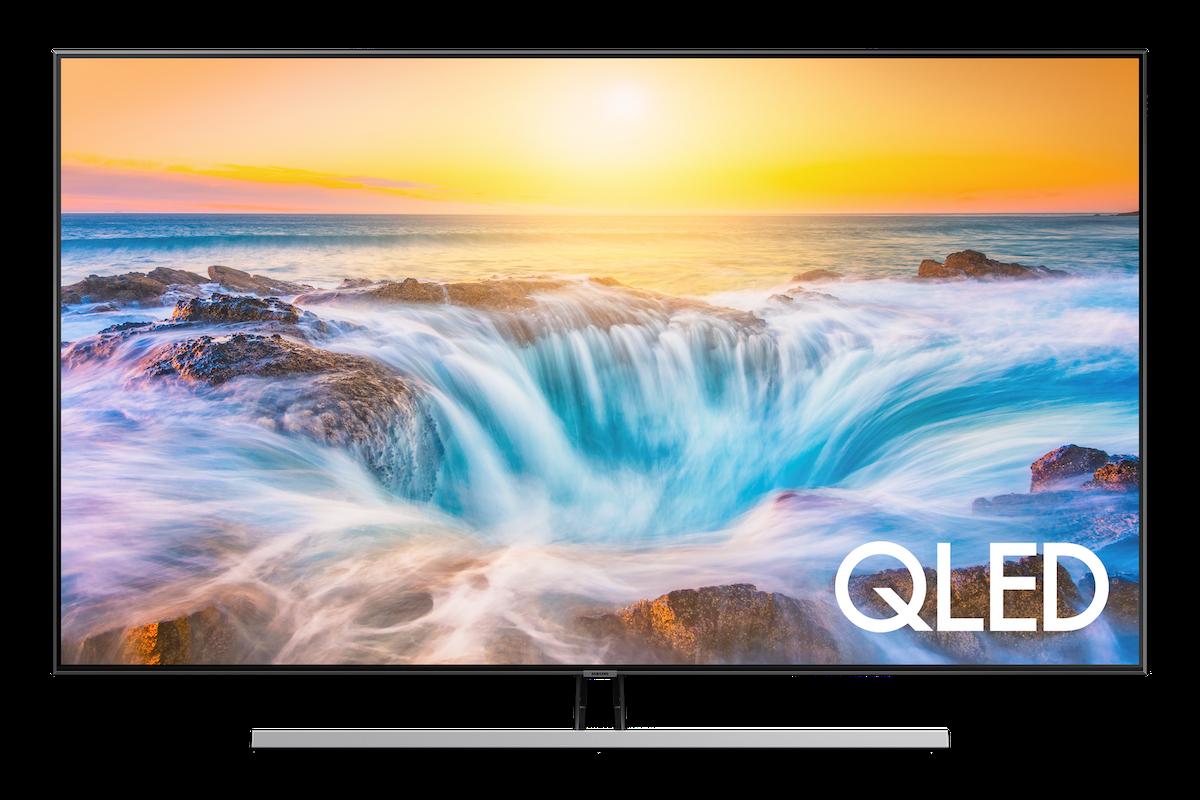 Test Labo du Samsung QE65Q85RAT : des contrastes et une colorimétrie de haut vol
