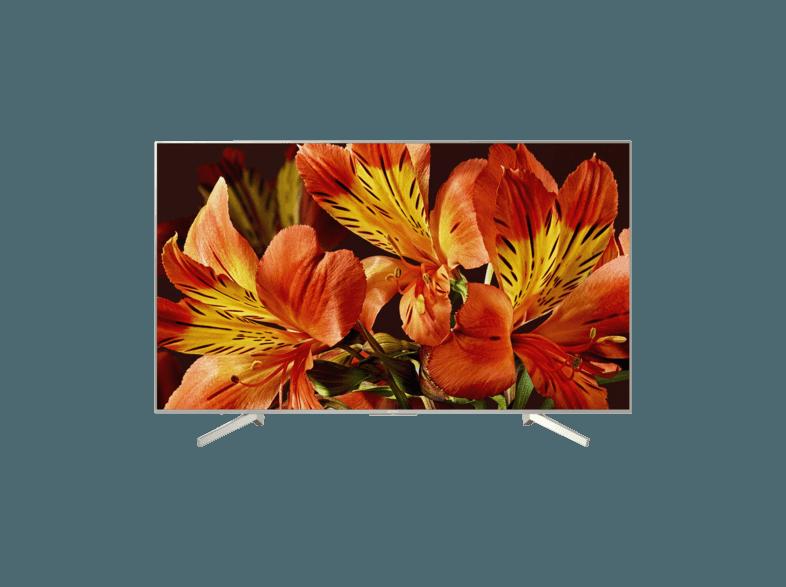 Test Labo du Sony KD-55XF8577 : un TV LED complet, mais un contraste décevant