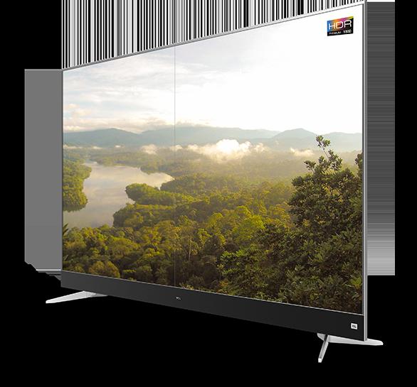Test Labo du TCL U55C7006 : un TV 4K efficace à prix contenu