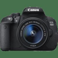 Test Labo du Canon EOS 700D (18-55 mm)