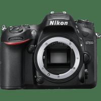 Test Labo du Nikon D7200