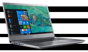 Test Labo de l'Acer Swift 3 SF314-54-35QH : il ne lui manque qu'un meilleur écran