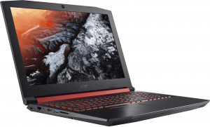 Test Labo de l'Acer Nitro 5 AN515-52-51YZ : de très bonnes performances, mais une autonomie moyenne