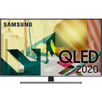 Test Labo du Samsung QE55Q77T : un TV QLED aux performances homogènes