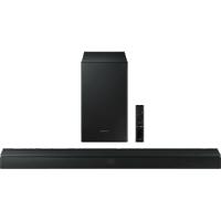 Test Labo de la Samsung HW-T550 : performances et DTS:X pour moins de 300 euros