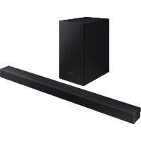 Test Labo de la Samsung HW-T420 : une prestation sonore très satisfaisante en entrée de gamme
